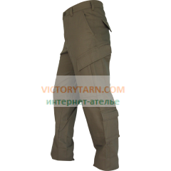 Полевые тактические брюки ACU, фольяж