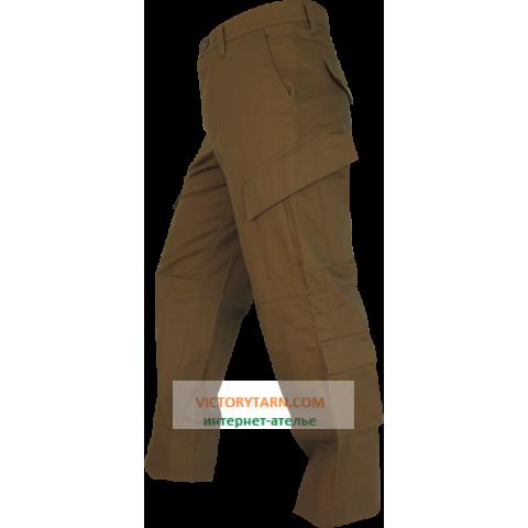 Полевые тактические брюки ACU, койот