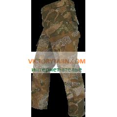 Полевые тактические брюки ACU, варан