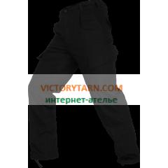 Городские тактические брюки  B-7.16, черные