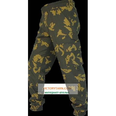 Тактические брюки MP-16,  желтый лист
