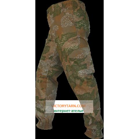 Тактические брюки MP-16, варан
