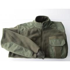 Куртка флисовая служебная оливковая