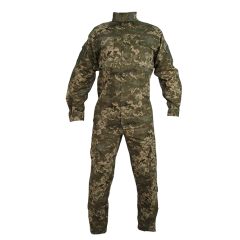 Полевой тактический костюм ACU, пиксель UA