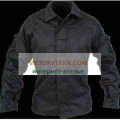 Тактическая рубашка (китель) KB- 7.16, черная