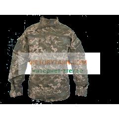 Полевой тактический китель  ACU, пиксель UA