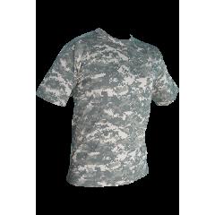 Футболка армейская T-17, пиксель US